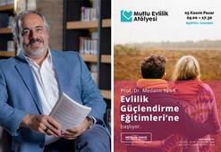 Türkiye'de İlk: Mutlu Evlilik Atölyesi