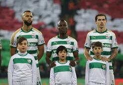 Süper Ligde son 6 haftanın en kötüsü Bursaspor oldu