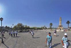 İzmir, Yandex ile gezilebelecek