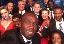 Yılın sporcusu Usain Bolt