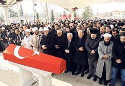 Fatih Camii'nde  hanedan cenazesi