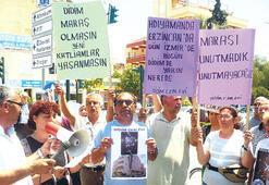 Aydın'da Alevi evlerine işaret