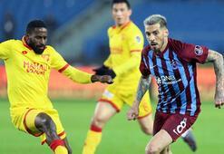 Trabzonspor - Göztepe: 0-0 (İşte maçın özeti)