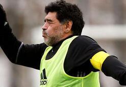 FIFA, Maradonayı açıkladı
