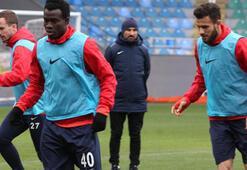 Çaykur Rizesporda Galatasaray maçı hazırlıkları
