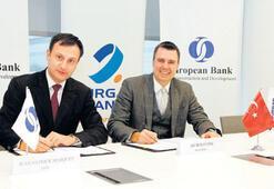 EBRD'den Burgan Bank'a dış ticaret için kaynak...