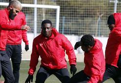 Antalyasporda Kardemir Karabükspor maçı hazırlıkları