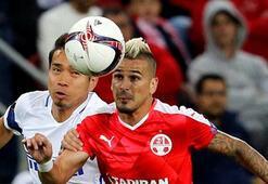Hapoel Beer Shevanın yıldızı Buzaglo Beşiktaşa karşı yok