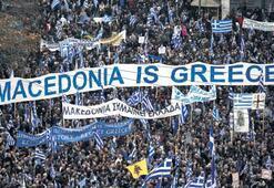 Atina'da Makedonya krizi...