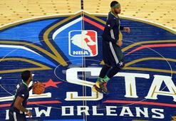 NBAda All-Star şöleni başlıyor