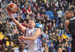 Trabzonspor-Sakarya Büyükşehir Belediyespor: 96-79