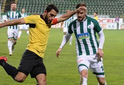 Akın Çorap Giresunspor-İstanbulspor: 0-1