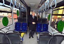İzmir'de elektrikli otobüs devrimi