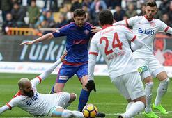 Antalyaspor-Kardemir Karabükspor: 1-0