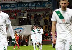 Bursasporda 2 ayda 7 milyon TLlik kayıp