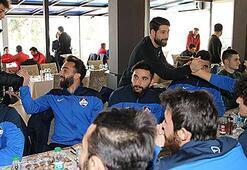 Trabzonspor'da kaynaşma yemeği