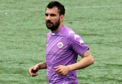 Engin Baytar yeni takımıyla ilk maçına çıktı