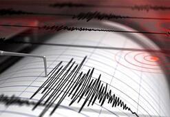 Adıyaman 3.5 büyüklüğünde deprem