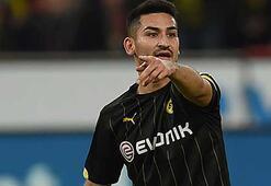 Dortmund İlkayı bırakmadı