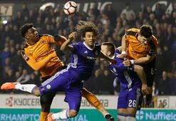 Wolverhampton Wanderers-Chelsea: 0-2