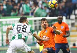 Atiker Konyaspor-Medipol Başakşehir: 1-1