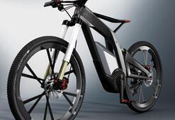 Quattro'nun mucidinden Audi e-bike