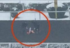 Halis Karataş İstanbul Hipodromunda gerçekleştirilen yarışta kaza geçirdi