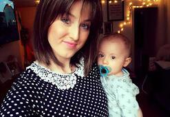 5 aylık bebek annesinin hayatını kurtardı