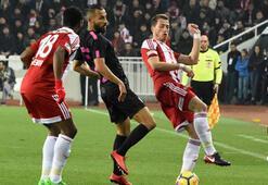 Demir Grup Sivasspor - Galatasaray maç özeti: 2-1