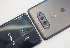 Samsung Galaxy S8 ile LG G6 beraber görüntülendi