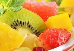 Meyve sevenlerde bu risk daha az