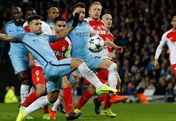 Manchester City - Monaco: 5-3