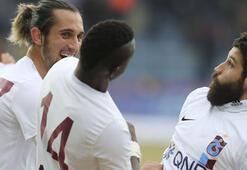 Trabzonspor, 2017de kaybetmedi