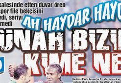 Trabzon yerel basını: Ah Haydar Haydar