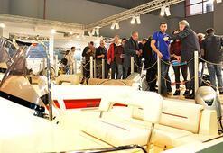 Yabancı ilgisi, CNR Avrasya Boat Show'u hareketlendirdi