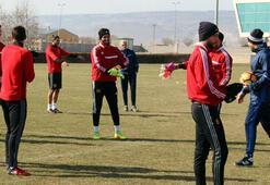 Kayserisporda Çaykur Rizespor maçı hazırlıkları