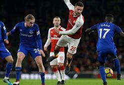 Arsenal - Everton: 5-1