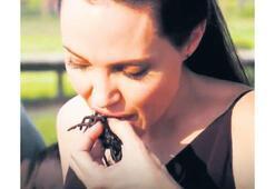 Tarantula yedi