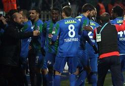 Rizespor, Kayserispor maçına kilitlendi