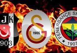Süper Lig ikinci yarı fikstüründe Fenerbahçe Beşiktaş Galatasaray derbileri ne zaman oynanacak