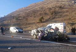Adıyaman'da trafik kazası: 4 ölü, 2 yaralı