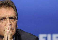 Valcke için 9 yıl futboldan men cezası talebi