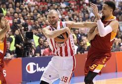 Kızılyıldız-Galatasaray OB: 77-58