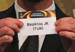 Beşiktaşın muhtemel rakipleri belli oldu Krasnodar...