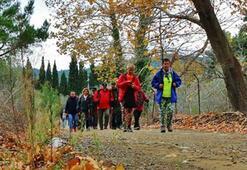 Edremit'in 20 köyü 365 gün turist ağırlıyor