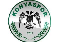 Konyasporda 6 futbolcu kadroya alınmadı