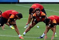 Galatasarayda Dany, Riera ve Amrabat Bursa maçı kadrosunda yok