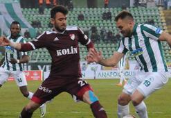 Giresunspor-Elazığspor: 2-1