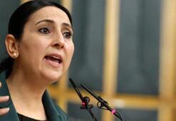 HDP'li Yüksekdağ'ın danışmanına gözaltı