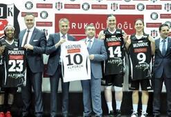 Beşiktaşın yeni sponsporu Faruk Güllüoğlu